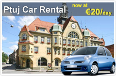 Ptuj Car Rental