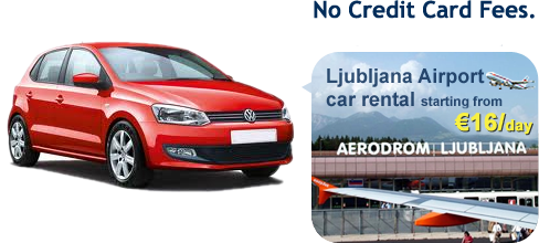 Ljubljana Airport Car Rental